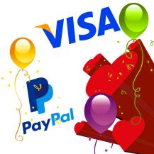 VISA machts möglich – PayPal könnte bald an deutschen Ladentheken funktionieren