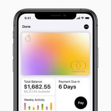 Gebührenfreie Apple Card kommt in diesem Sommer auf den Markt