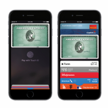 Apple Pay geht an den Start!