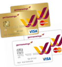 Germanwings, Barclaycard, Visa, MasterCard, Screenshot © Germanwings