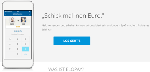 Screenshot elopay