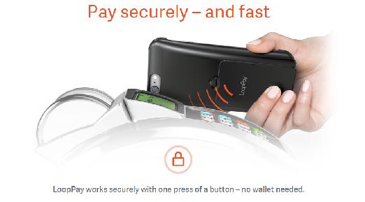 Bezahlen mit Smartphone - Loop Pay