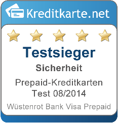 Testsieger Kategorie Sicherheit 2014