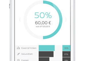 Screenshot App Finanzmanager