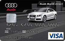 Audi Bank Visa Card pur