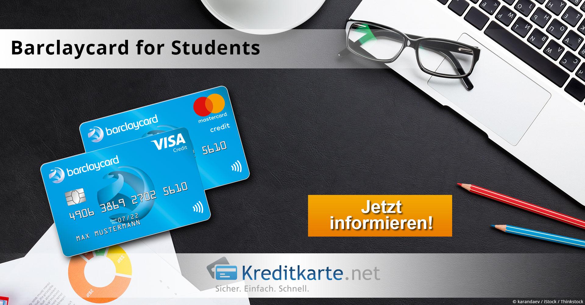 Barclaycard For Students 1 Jahr Beitragsfrei