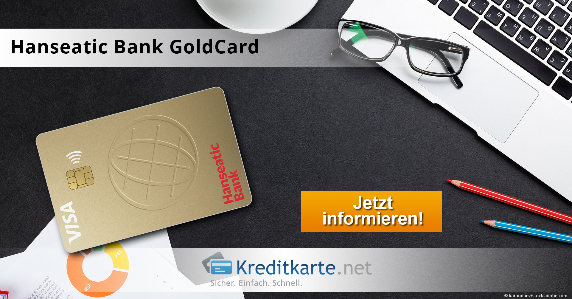 Die Hanseatic Bank Goldcard Uns Im Test
