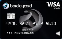 Barclaycard VISA ab sofort mit vollständig digitalem Antragsprozess