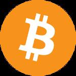 Logo der digitalen Währung Bitcoin