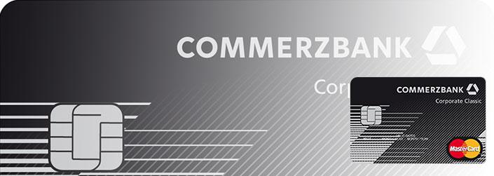 Commerzbank Karte.Commerzbank Corporate Card Classic