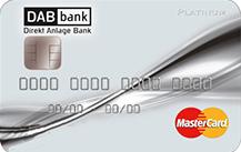 DAB Bank MasterCard Platinum