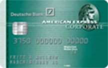 Deutsche Bank American Express Corporate Card