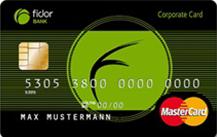 Fidor CorporateCard