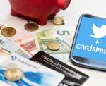 CardSpring Twitter