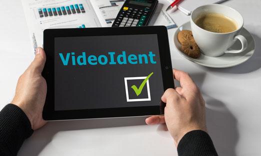 VideoIdent-Verfahren