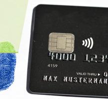 Die Biometrie-Kreditkarte kommt!