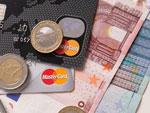 MasterCard und Bargeld