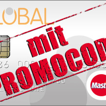 Jetzt Global MasterCard Business mit Promo-AktionsCode
