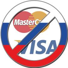 Reiche Russen haben keine Lust mehr auf MasterCard und VISA