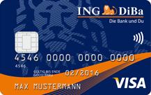 ING-DiBa Visa Direkt-Card