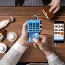 iZettle Lite – gratis Kartenleser für Geschäftskunden