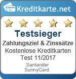 Kostenlose-Kreditkarten-Zahlungsziel-Zinssaetze-Santander-SunnyCard