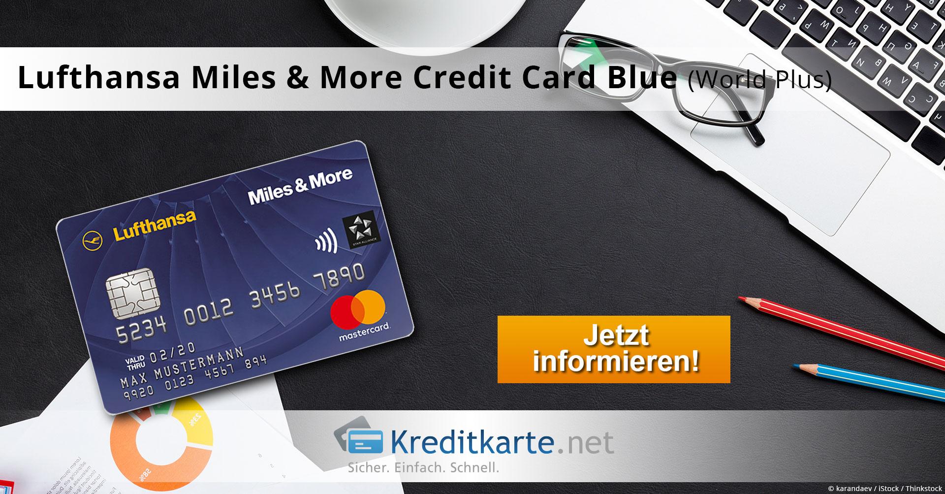 Miles And More Online Kartenkonto Kreditkarte Umstellen