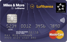 Lufthansa Miles & More Credit Card Blue (World Plus)