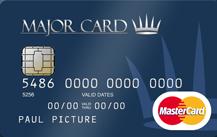 MajorCard Prepaid-MasterCard