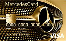 MercedesCard Gold