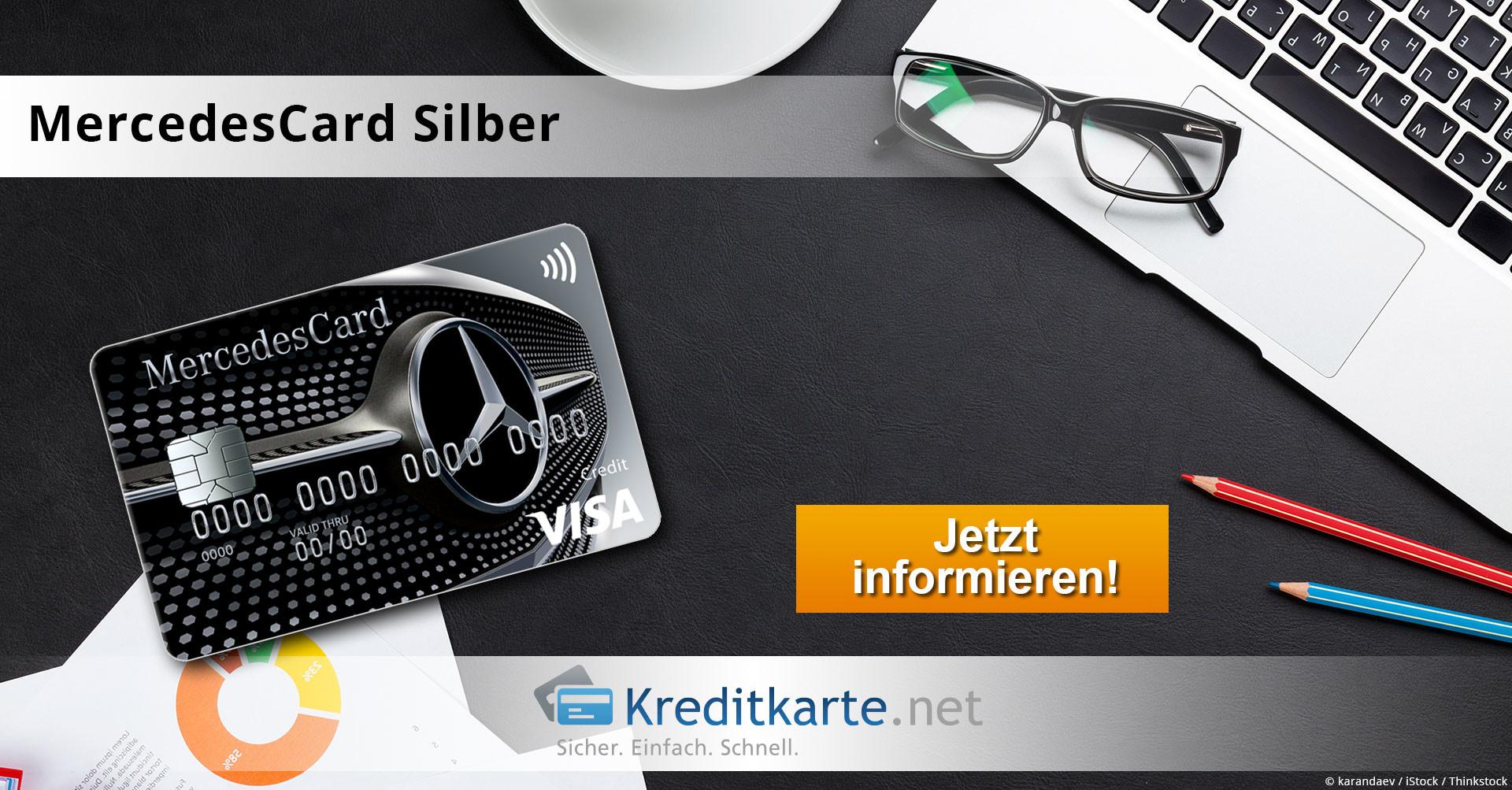 Die MercedesCard Silber Im Test
