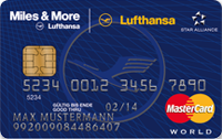 Lufthansa Miles & More Credit Card Classic World