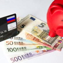 Die nationale russische Kreditkarte