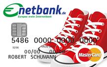 Bild zur Prepaid-Kreditkarte der netbank