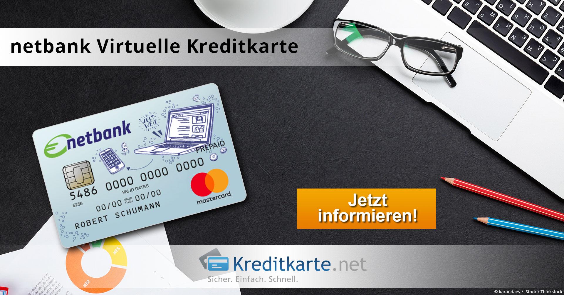 Virtuelle Mastercard Prepaid