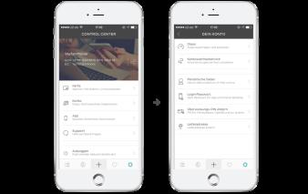 Screenshot App NUMBER26 Kontowechselservice