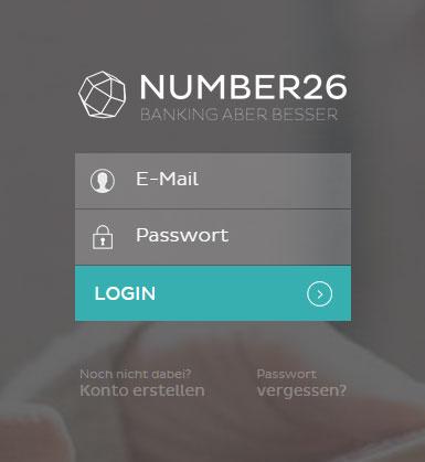 N26 Kostenloses Girokonto Mastercard