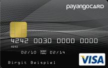 PayangoCARD Visa Prepaid