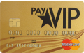 payVIP MasterCard Gold credit card