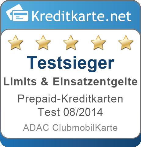 Testsieger Limits und Einsatzentgelt 2 2014