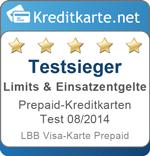 Testsieger Limits und Einsatzentgelt 2014