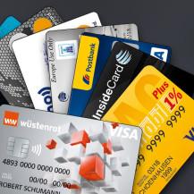 Kostspielige Kostenkontrolle: 19 Prepaid-Kreditkarten im Test