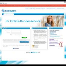 Achtung – Neue Phishing-E-Mail mit Deckmantel von Barclaycard im Umlauf