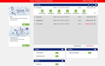 Onlinebanking netbank