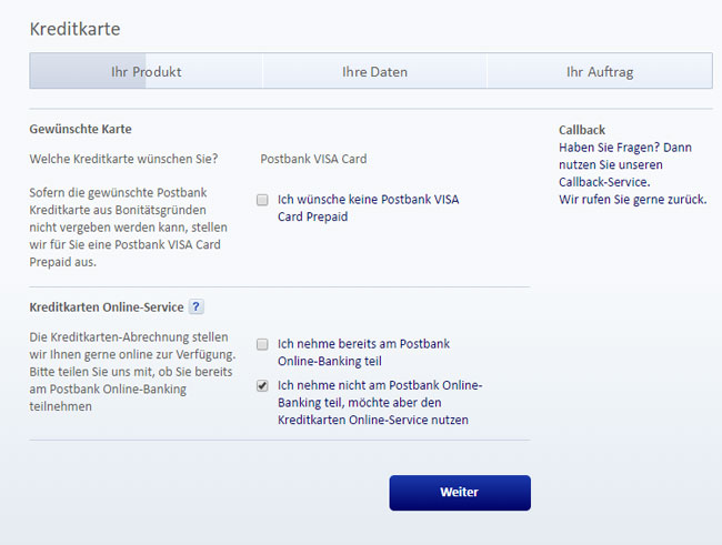 Karte Sperren Postbank.Postbank Visa Card Kreditkarte Im Test