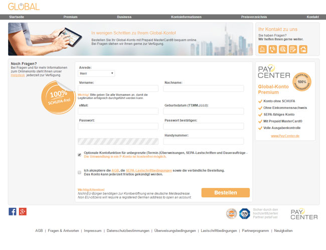 Global Paycenter
