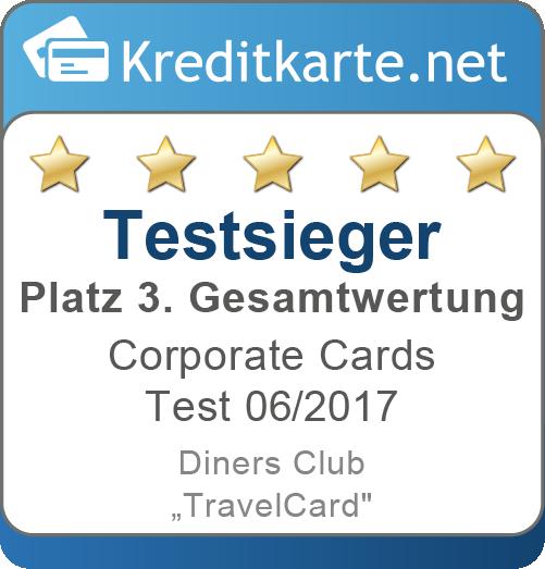 Club Corporate Travel: Diners Club TravelCard Im Test