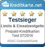 ADAC Testsieger Limits & Einsatzentgelte