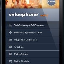 valuephone: Mobiles Bezahlen mit normalen Handys