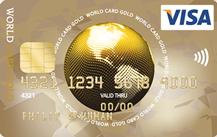 ICS Visa World Card Gold